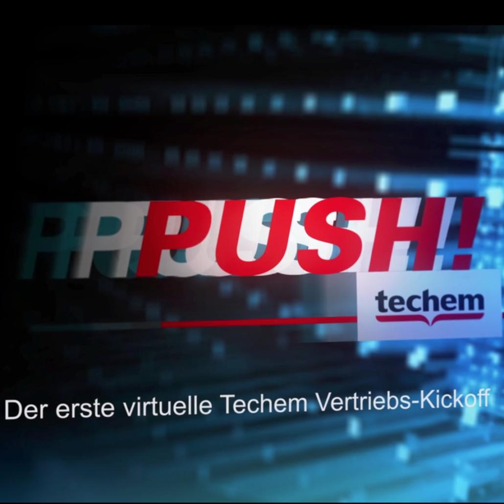 Techem Pushit